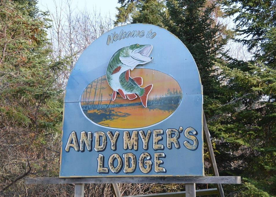 Canada fishing hunting on eagle lake ontario andy for Canadian fishing lodges